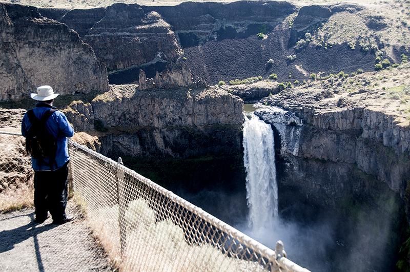 Paloose Falls